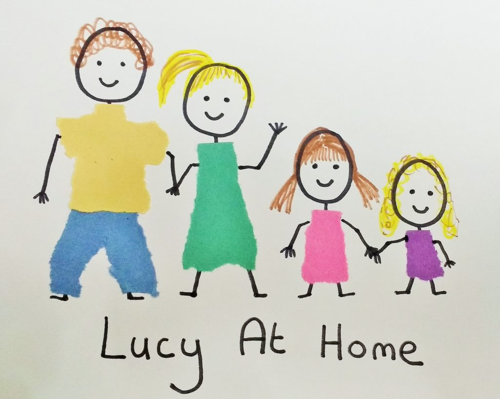 Lucy At Home Family