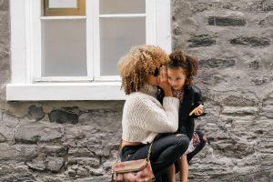 Baby language whisper