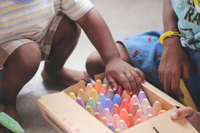 Be Brave: That first Toddler Group visit