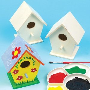 Activity Baker Ross Bird House