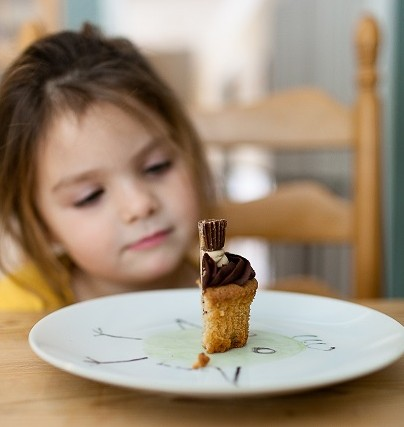 'Am I fat?' asked the 5 year old