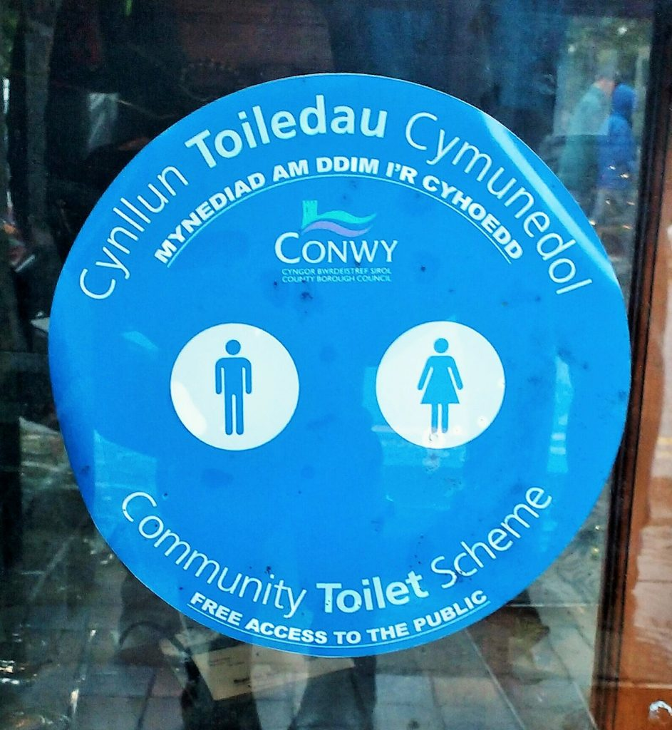 North Wales Community Toilet