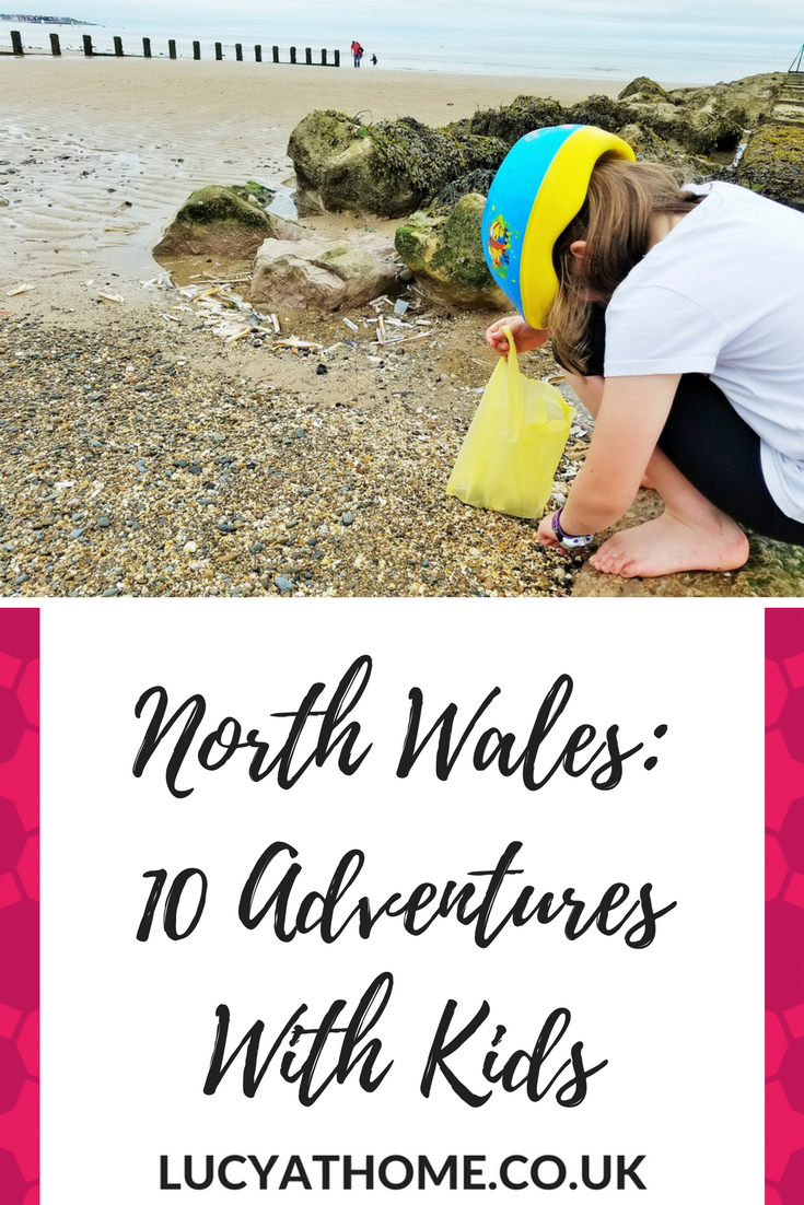 Pinterest North Wales 10 Adventures With Kids