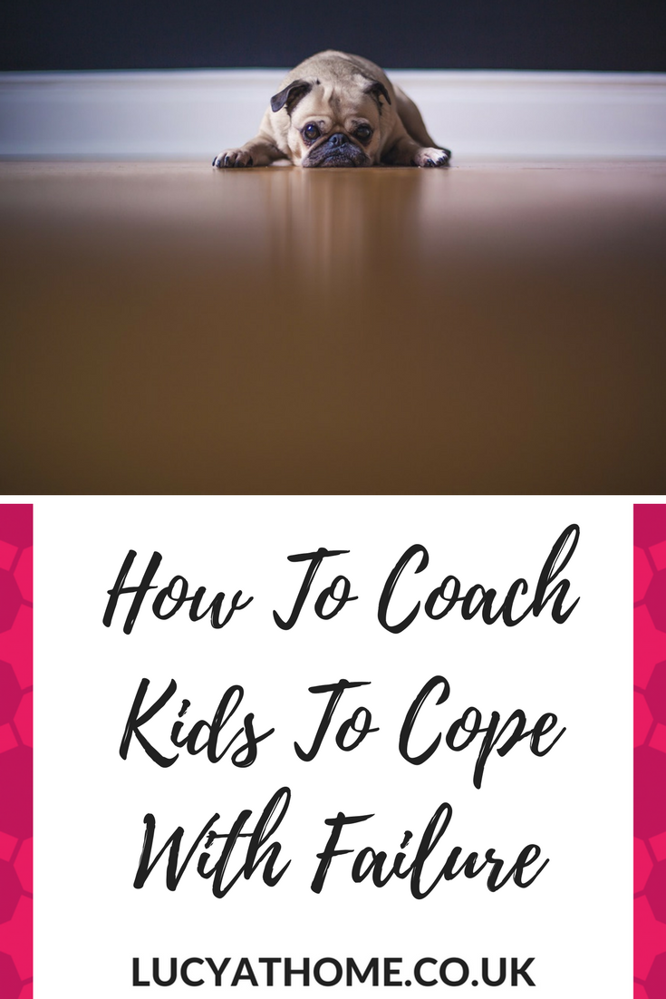 Pinterest How To Coach Kids To Cope With Failure