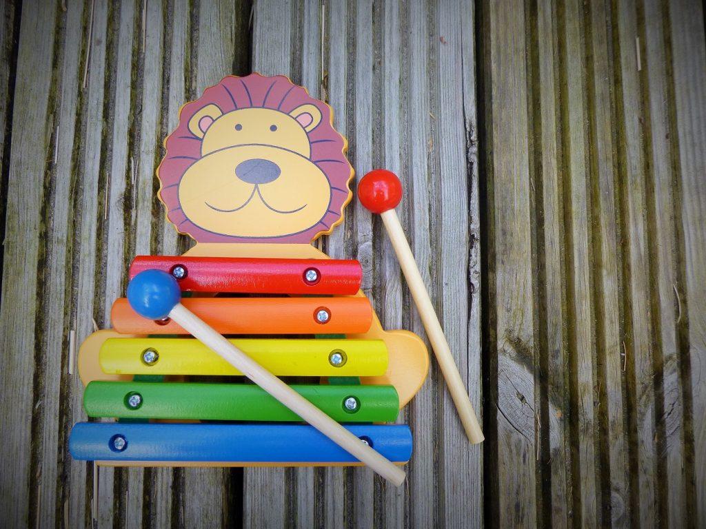 Orange Tree Toys Xylophone