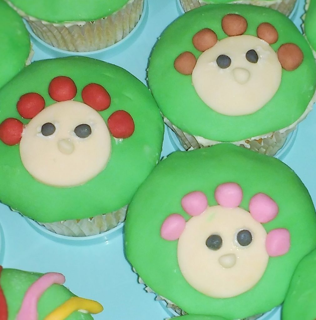 tombliboo cupcakes