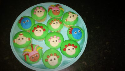 In The Night Garden Cupcakes In 6 Easy Steps