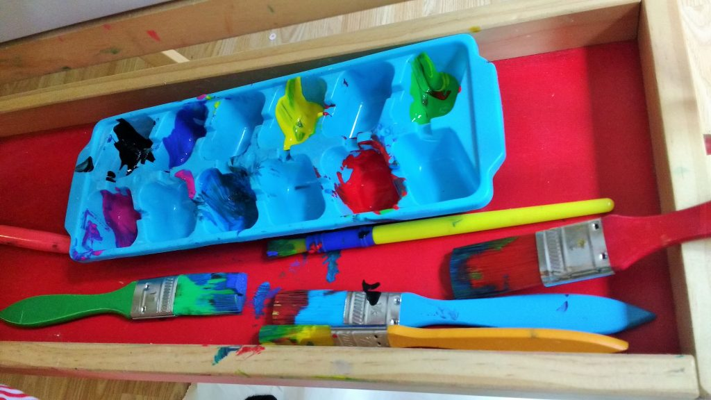 Voluntary Painting Equipment