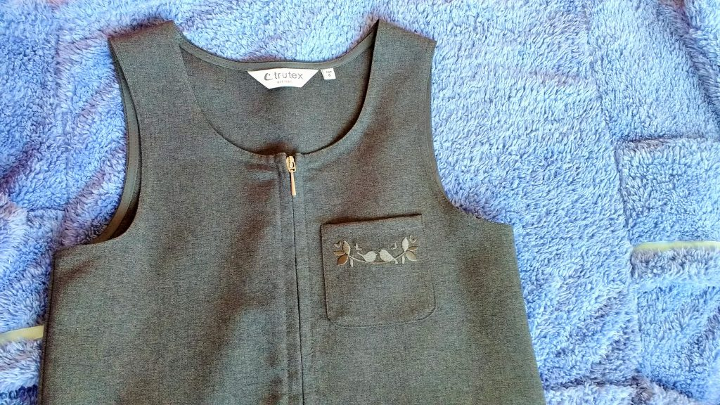 Trutex School Uniform Dress Pinafore