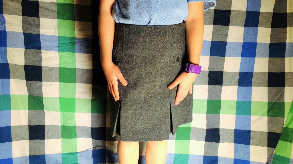 Trutex School Uniforms Skirt Grey