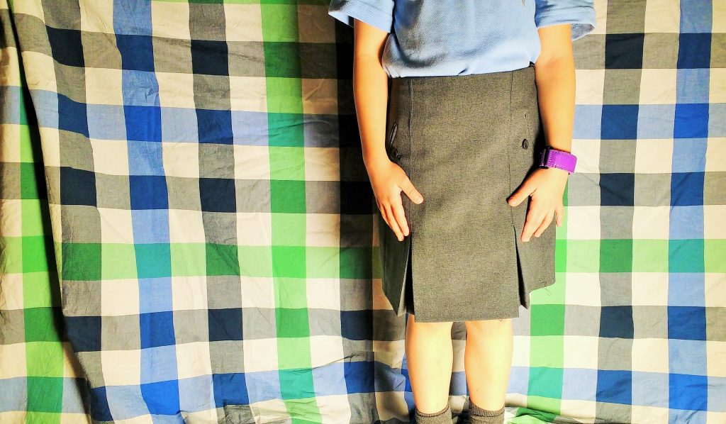 Trutex School Uniforms Skirt Pleats