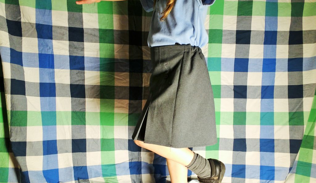 Trutex School Uniform Skirt Balancing