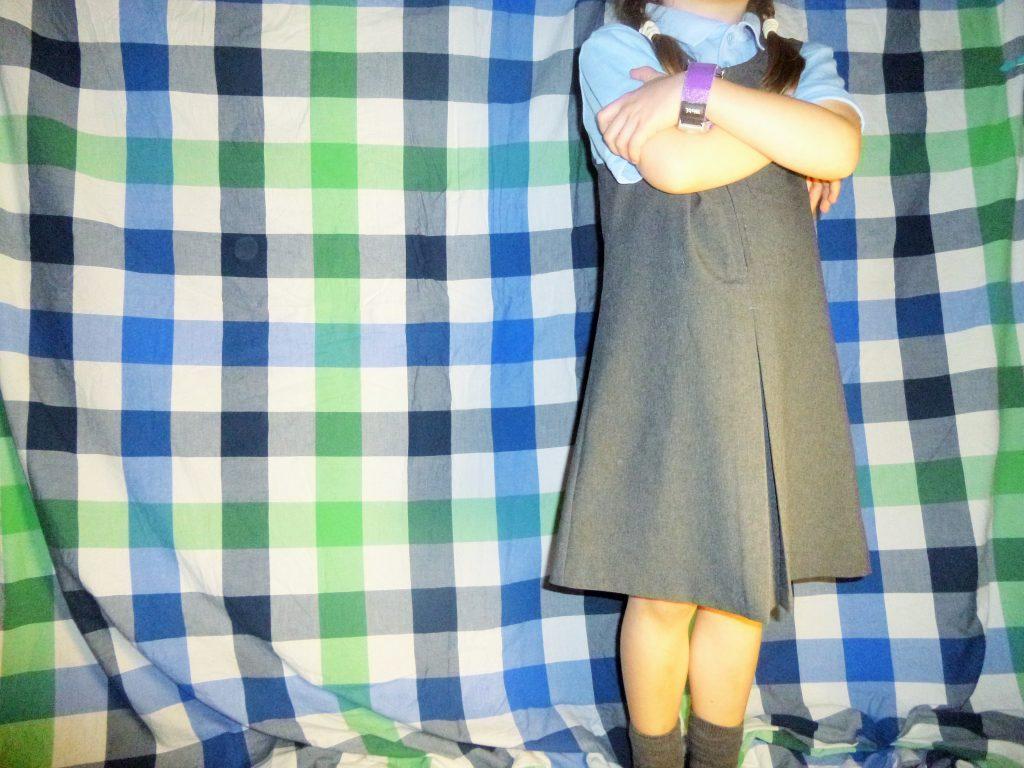 Trutex School Uniforms Arms Folded