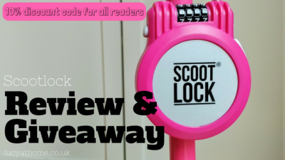 Scootlock: Safe Scooters (giveaway & discount code)