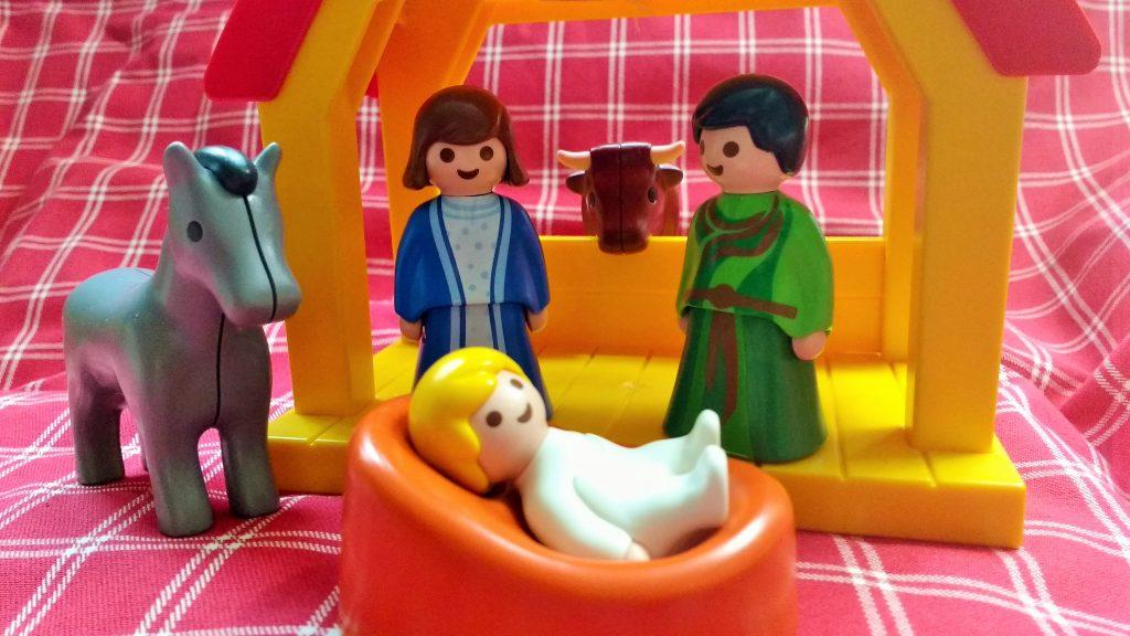 Nativity Story Jesus and the Animals