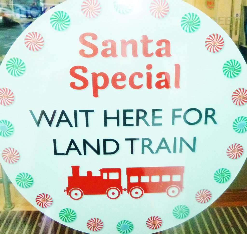 The Deep Santa Special Station