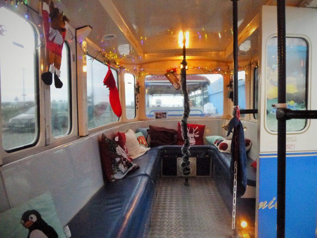 The Deep Santa Train Inside