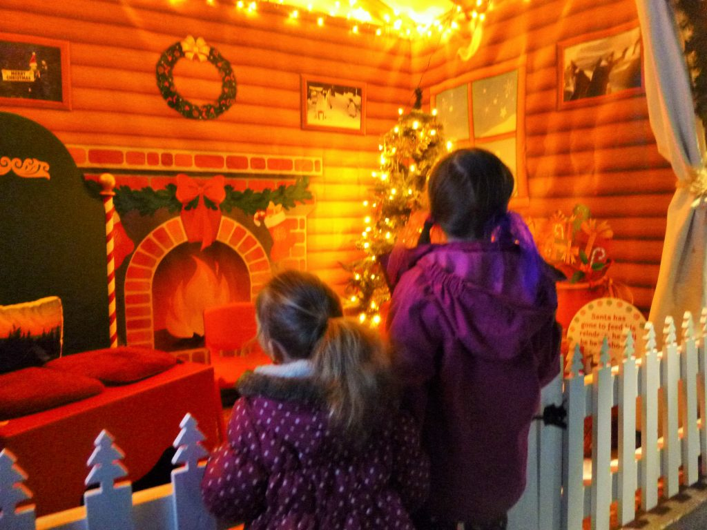 The Deep Santa Grotto