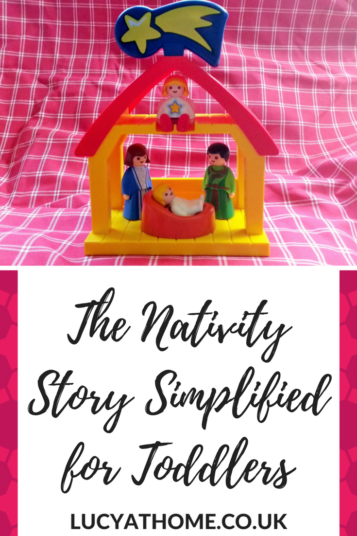 The Nativity Story Simplified for Toddlers
