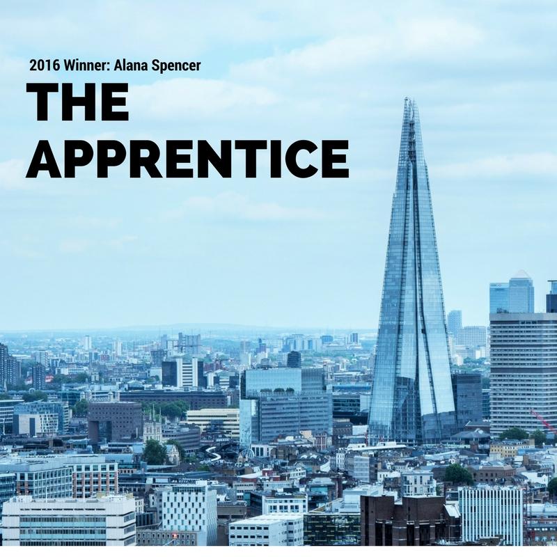 Quiet Alana Spencer The Apprentice Winner 2016