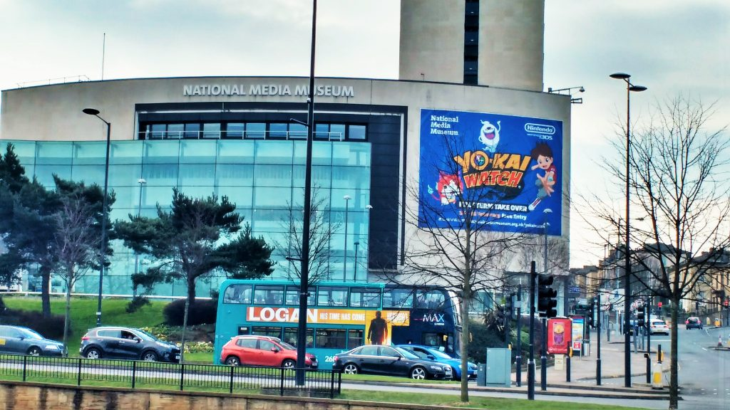 Yo-Kai Watch Takes Over National Media Museum