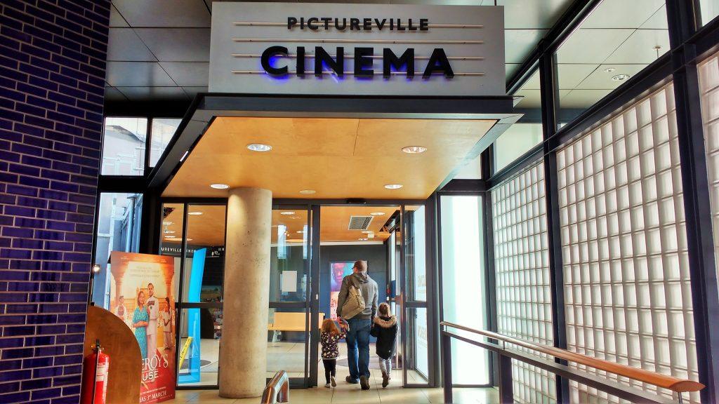 Yo-Kai Watch Pictureville Cinema Entrance