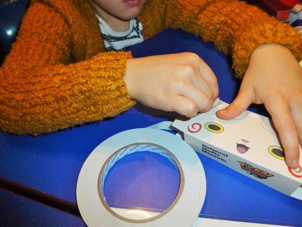 Yo-Kai Watch craft tape