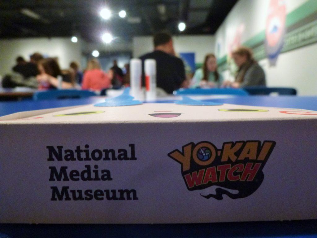 Yo-Kai Watch craft room