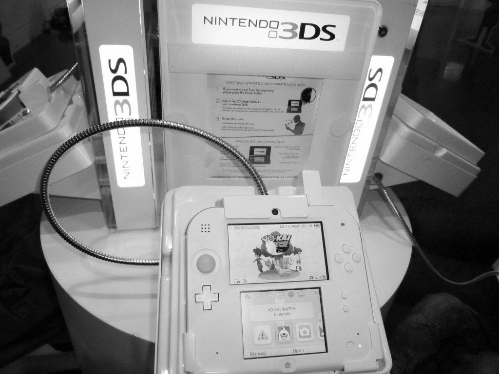Yo-Kai Watch Nintendo Hub