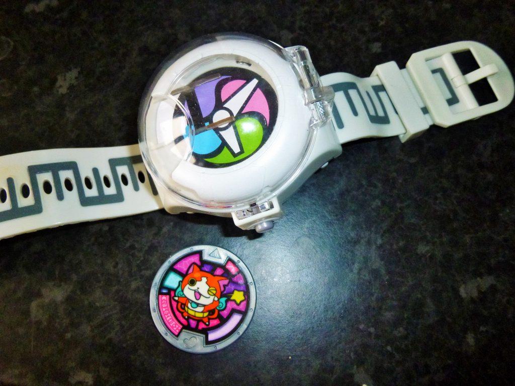 Yo-Kai Watch and medal