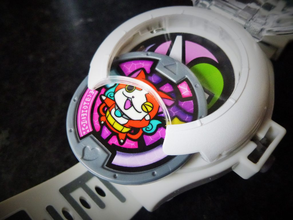 Yo-Kai Watch Medal In Watch