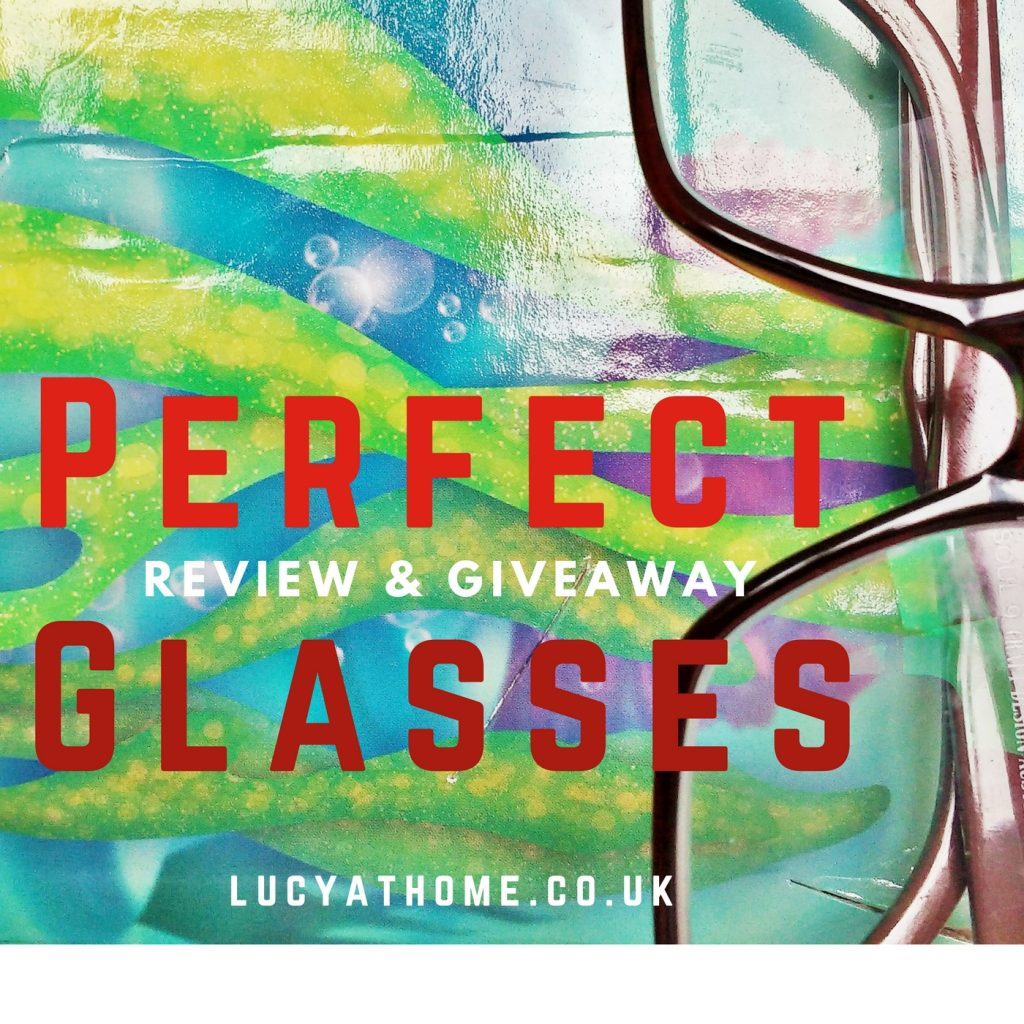 Ordering Glasses Online: Perfect Glasses Review & Giveaway