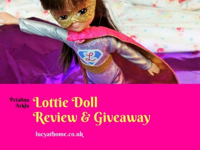 Our Little Lottie Doll: Review & Giveaway