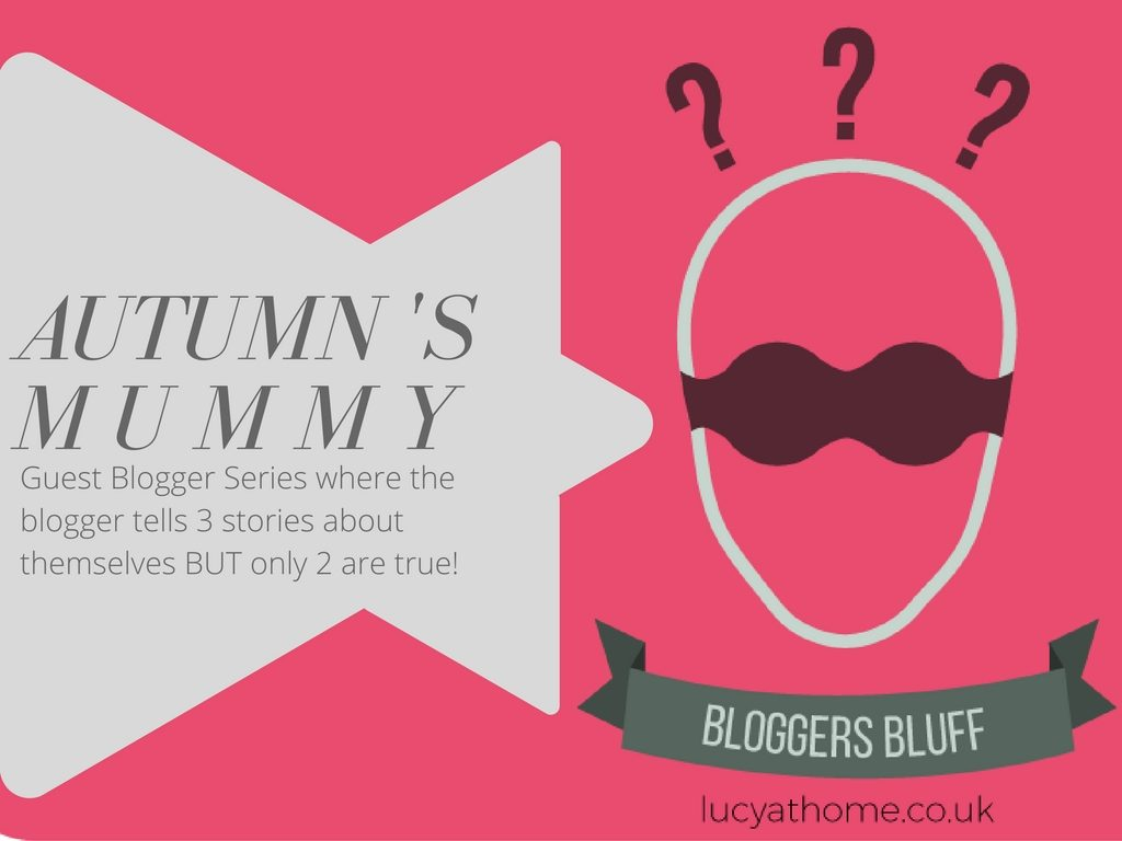 Bloggers Bluff #16: Autumn's Mummy