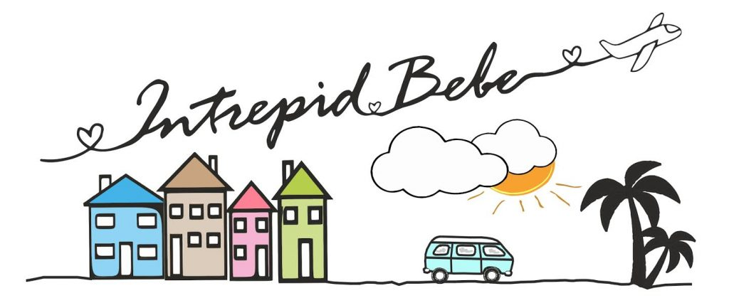 Intrepid Bebe Logo Bloggers Bluff
