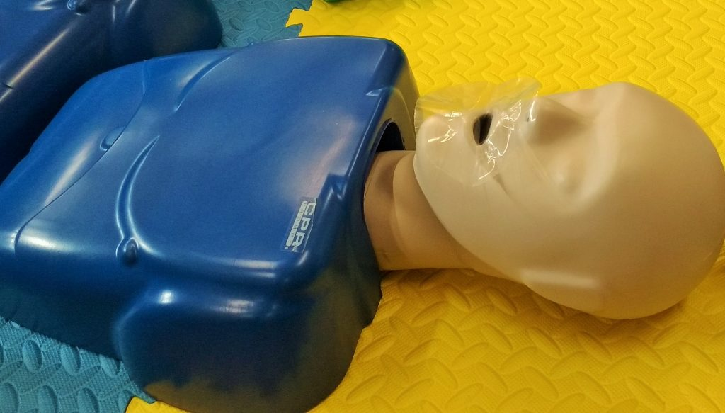 Daisy First Aid Course for Parents Adult Dummy