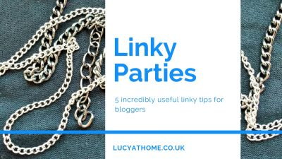 Five Incredibly Useful Linky Tips For Bloggers