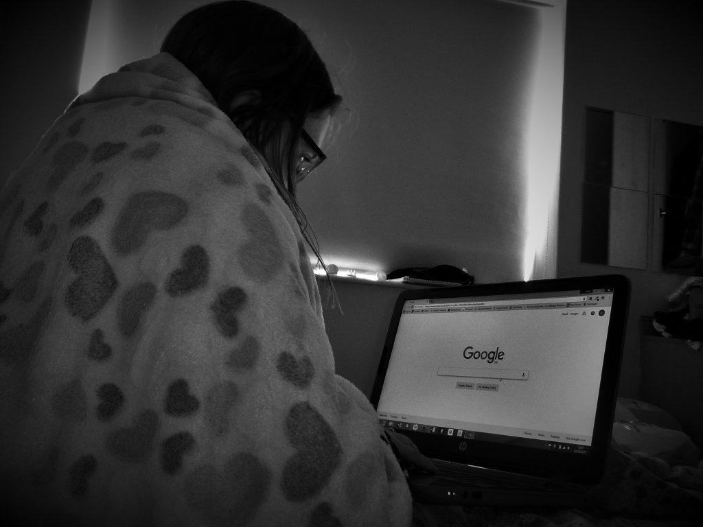 Early morning internet blog linky