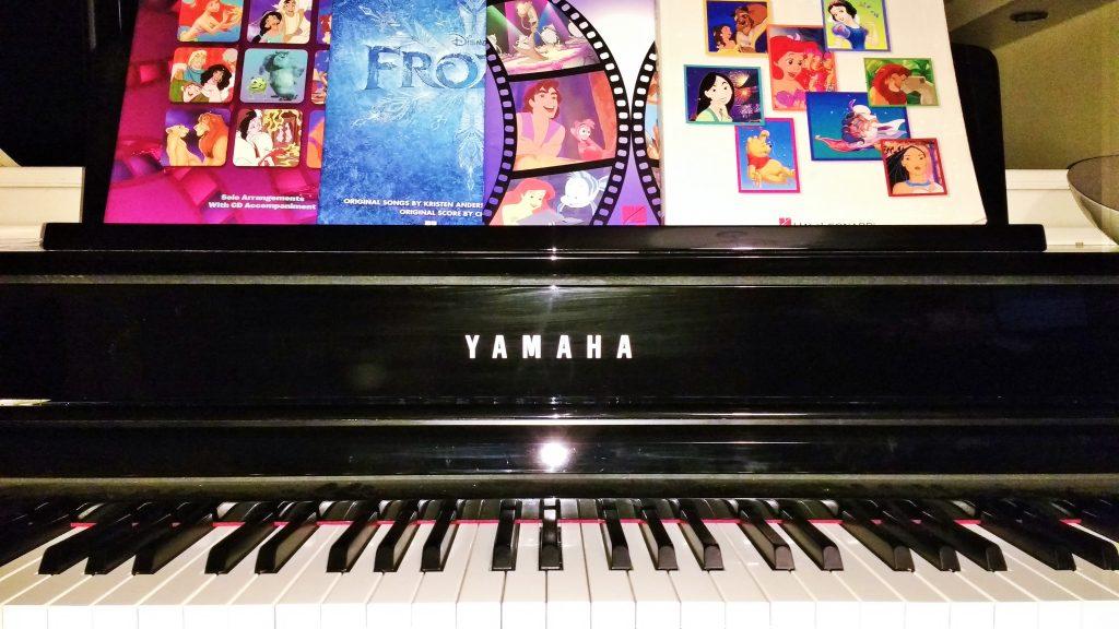 Rocking Motherhood piano disney songs
