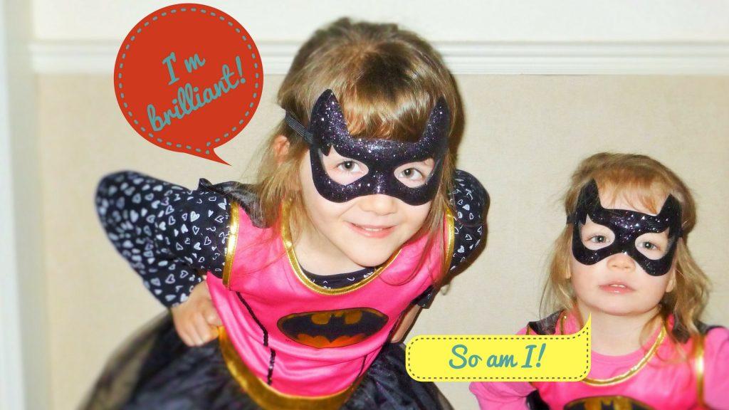 I'm brilliant positive inner voice superhero caption blogcrush week 14