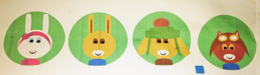 Peter Rabbit Buns plan