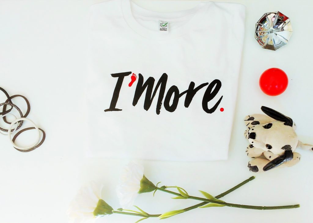 Empowering Tees! I'More Review & Giveaway