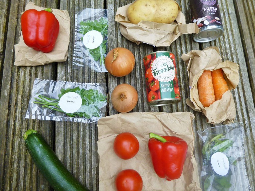 Family Meals Made Easy With TickleBuds Food Parcels