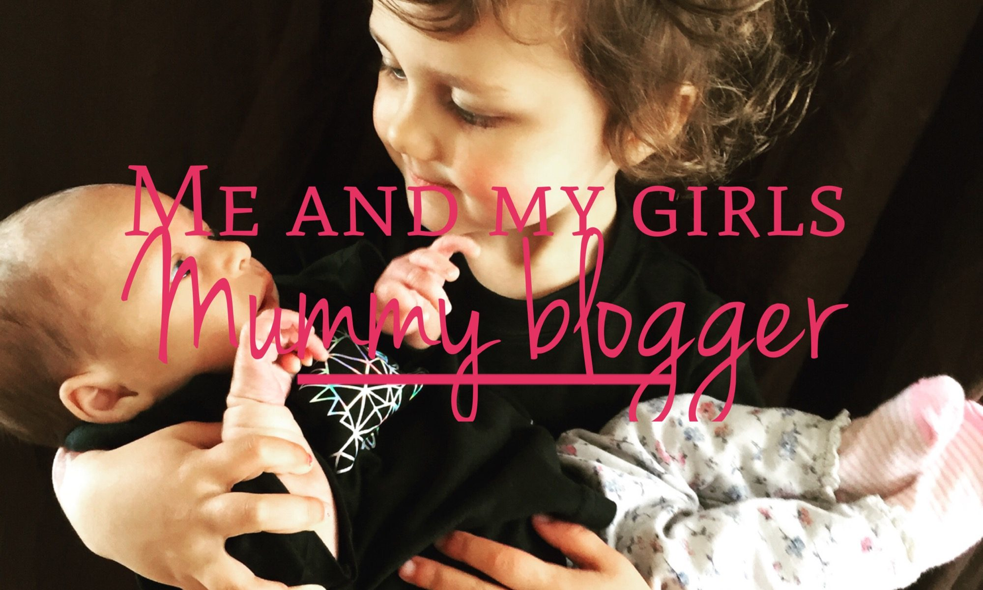 My Girls and Me logo on Bloggers Bluff with Lucy At Home
