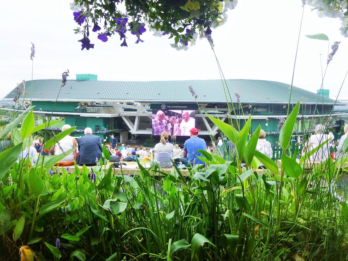 Wimbledon Henman Hill