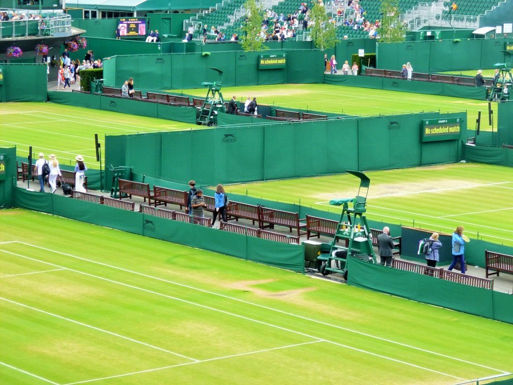 That Time We Won Tickets To The Wimbledon Final!