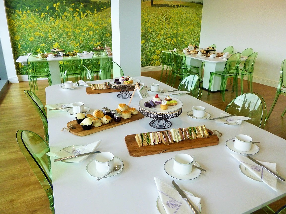 Wimbledon Robinsons Suite Afternoon Tea