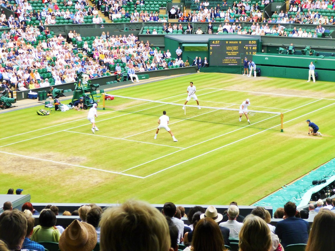 Wimbledon Men's Doubles Final 2017