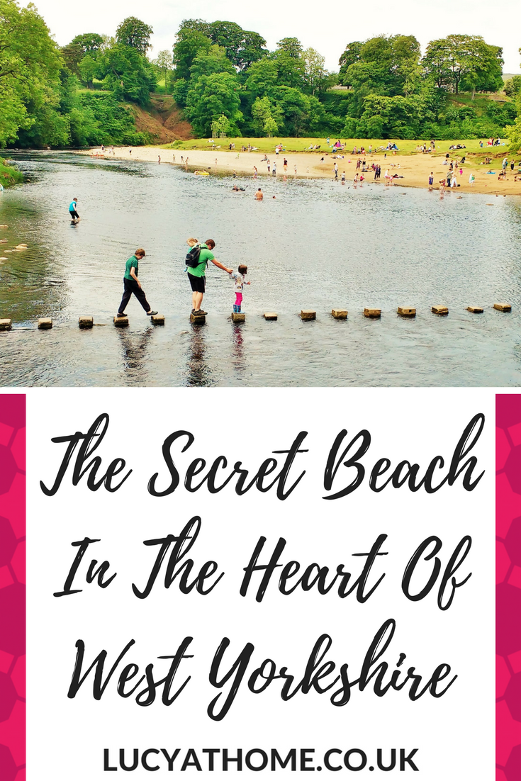 Pinterest The Secret Beach in the Heart of West Yorkshire
