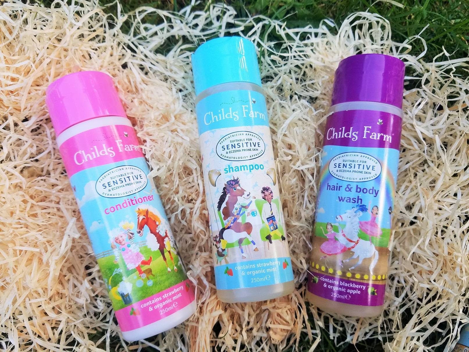 Childs Farm Haircare Products